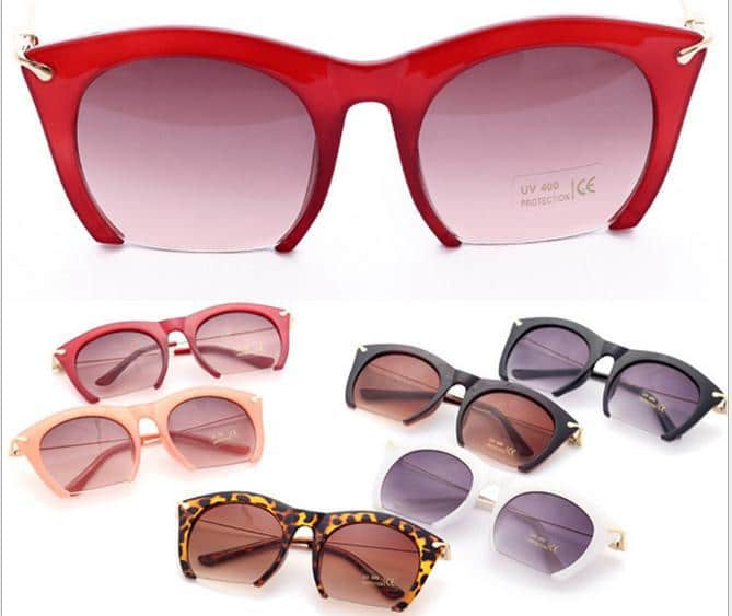 اجمل هدايا عيد ميلاد البنات (نظارات شمسية)