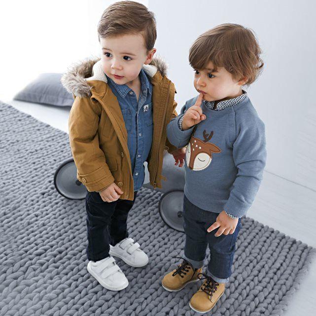 ثياب شتويه للاطفال