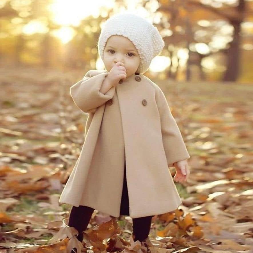 ثياب اطفال شتويه