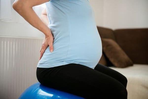 علاج الام الظهر للحامل في الشهر السابع
