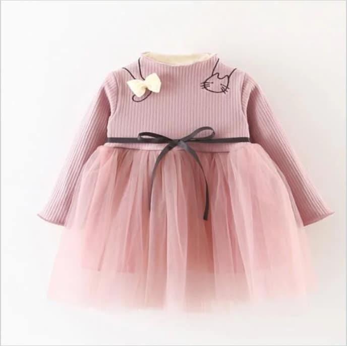 75066495e9f4f ملابس بنات صغار كيوت منوعة للصيف و الشتاء وللاعراس للبيع 2018 - مجلة ...