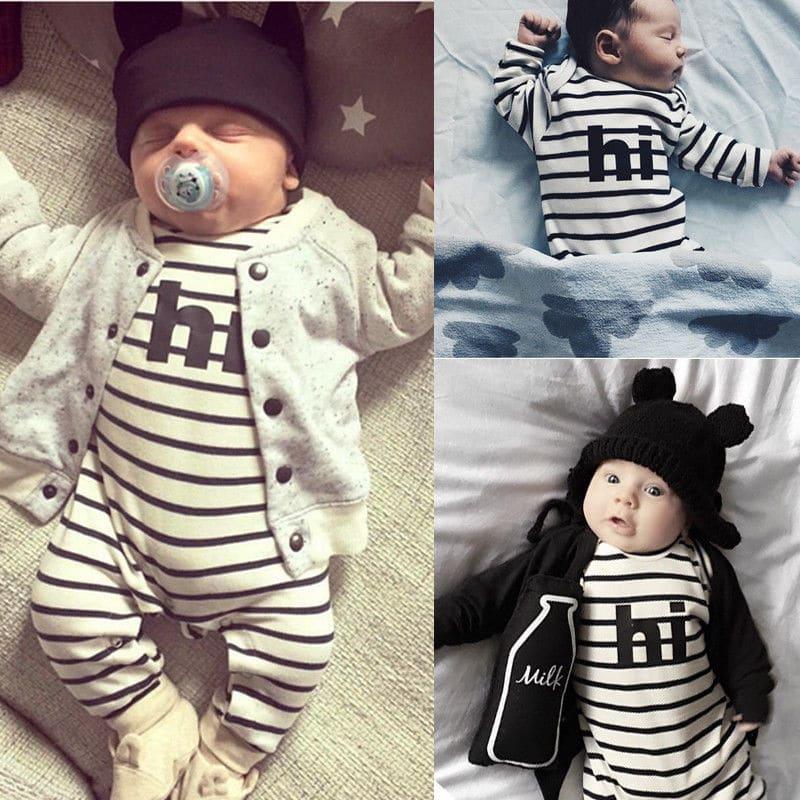 c8e4ec55f ملابس بيبي حديث الولادة ولد و البسة بيبي صبيان رائعة بالصور - مجلة أبدعي