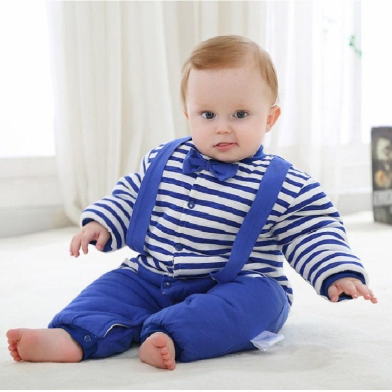 ملابس لبيبي حديث الولادة ولد