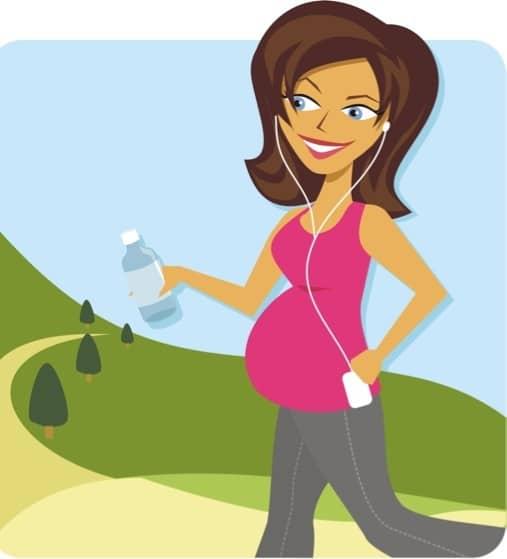 نصائح للحامل في الشهر التاسع لفتح الرحم وتعجيل الولاده وصفات و تمارين مجلة أبدعي