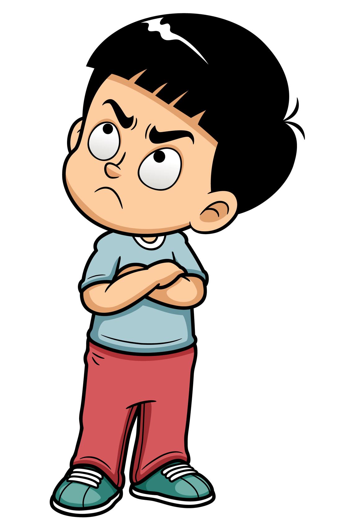 كيفية التعامل مع الاطفال العنيدين والعصبيين