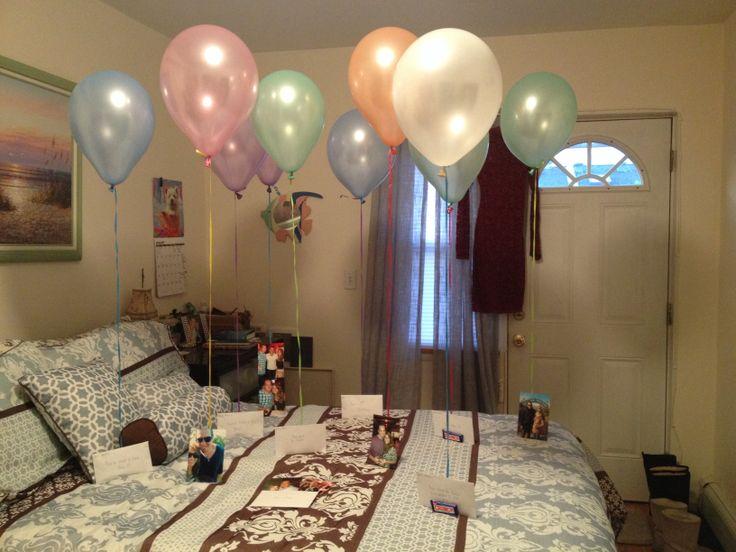 مفاجأة عيد ميلاد زوجي