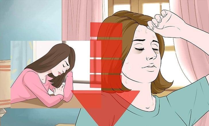 اعراض الحمل بعد التبويض ب 6 ايام