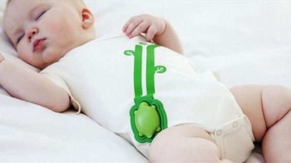 فزع الاطفال الرضع اثناء النوم
