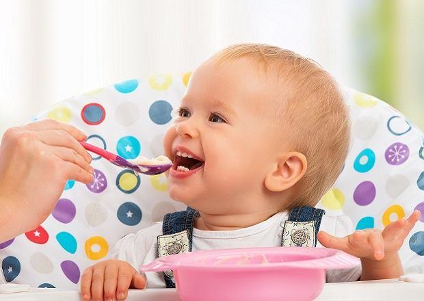 طعام الاطفال في الشهر السادس
