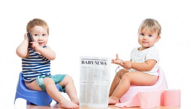 السن المناسب لتعليم الطفل الحمام