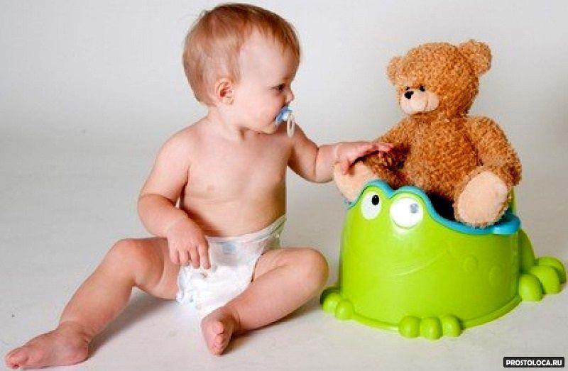 تجارب الامهات في تعليم الطفل الحمام