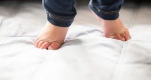 العلاج الطبيعي لتاخر المشي عند الاطفال